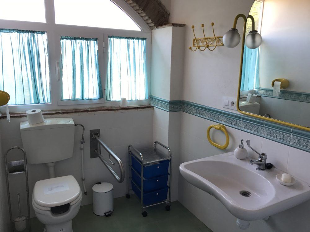 baño pers. movilidad reducida