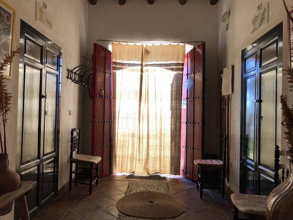 casa rural con encanto viña del duco azuaga badajoz extremadura alojamiento sostenible