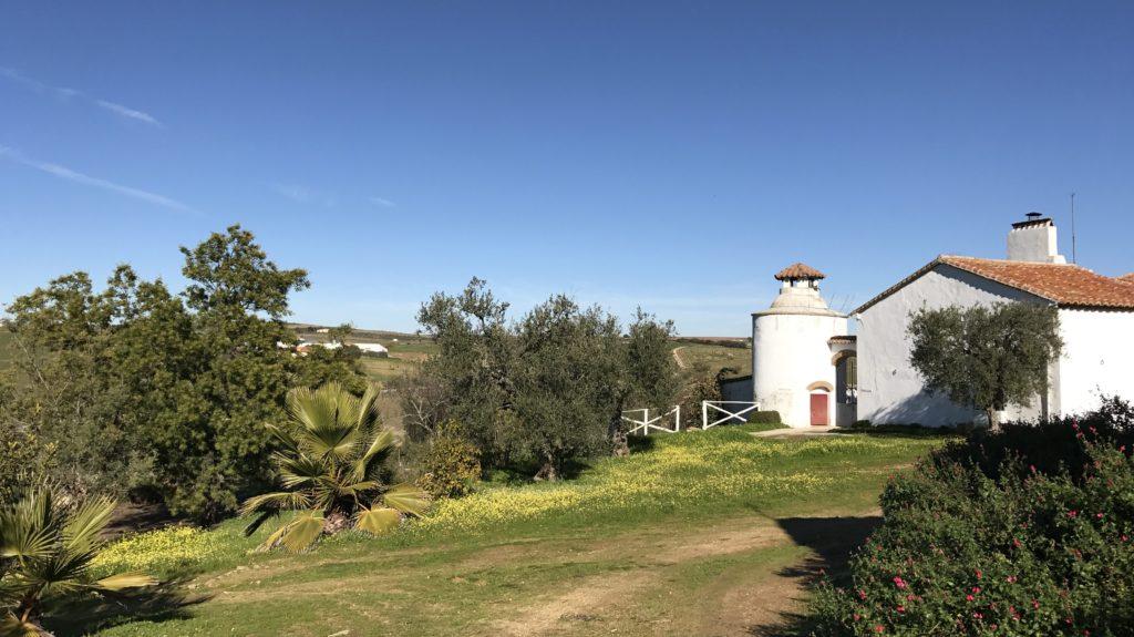 casa rural azuaga badajoz extremadura