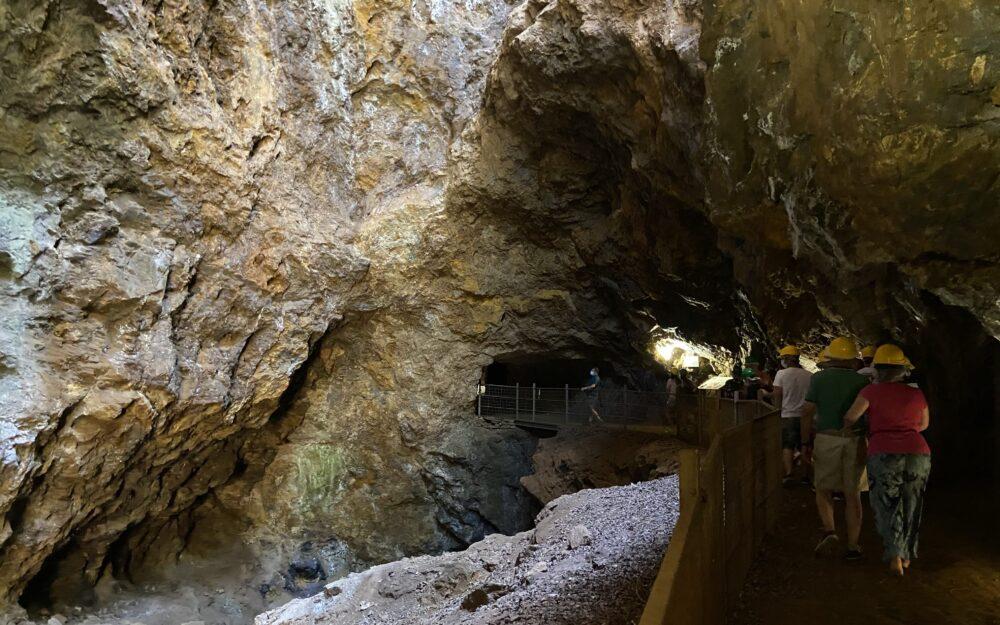 mina de la jayona badajoz excursiones