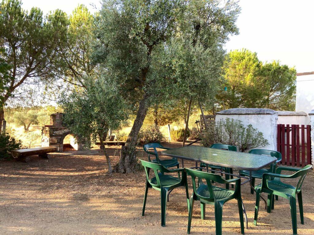casa Rural para grupos barbacoa