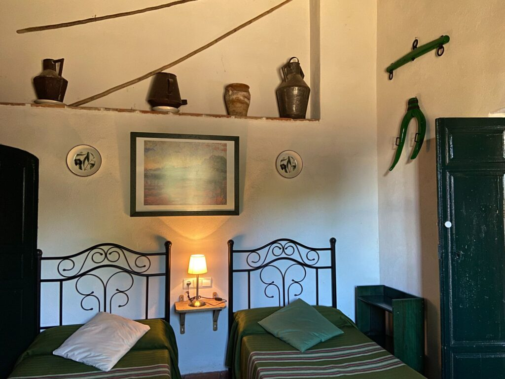 casa rural azuaga viña del duco 4 habitaciones olivo