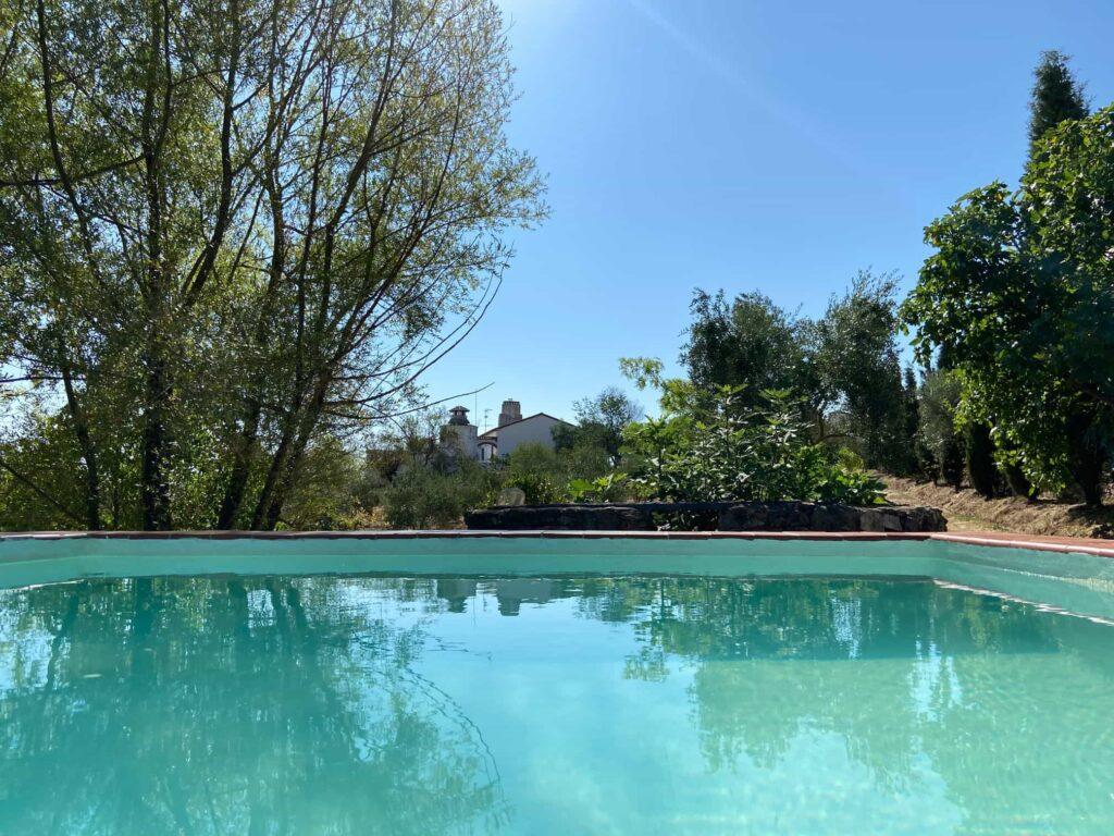 casa rural piscina azuaga badajojz viña del duco
