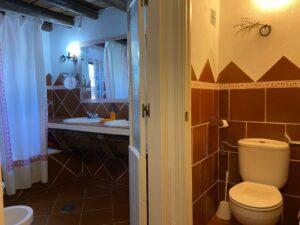 casa rural dos baños badajoz